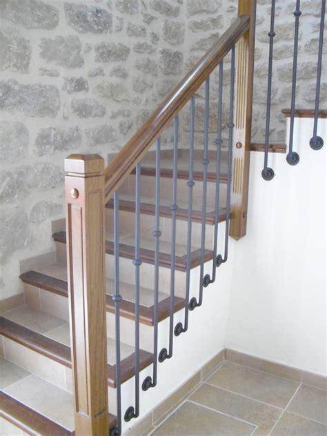 barandilla hierro torneados fuentespalda barandillas y escaleras de madera