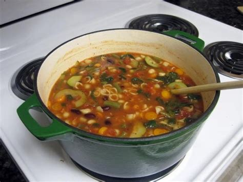Olive Garden Minestrone Soup Recipe by Copycat Olive Garden Minestrone Soup Recipe