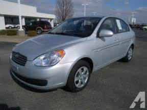 Hyundai Accent 2008 2008 Hyundai Accent Gls For Sale In Owensboro Kentucky