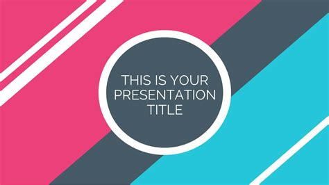Vision Powerpoint Themes Google Slides Templates Slidehood Templates For Slides Of Powerpoint