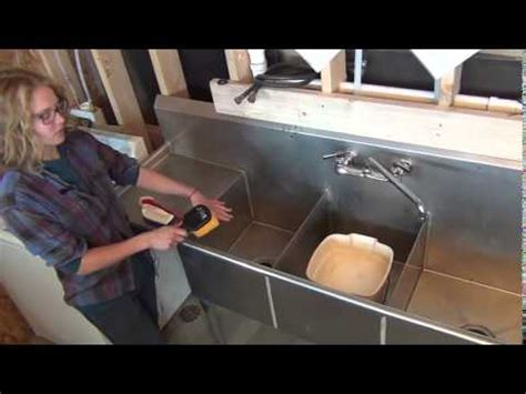 three compartment sink method how to clean and sanitize a three compartment sink