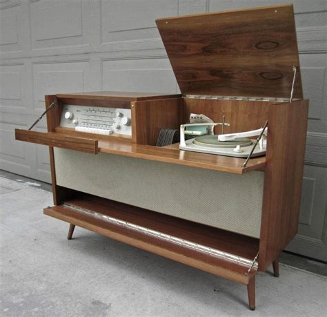 stereo cabinet with turntable shelf vintage braun mm 4a 8u stereo turntable cabinet germany fm