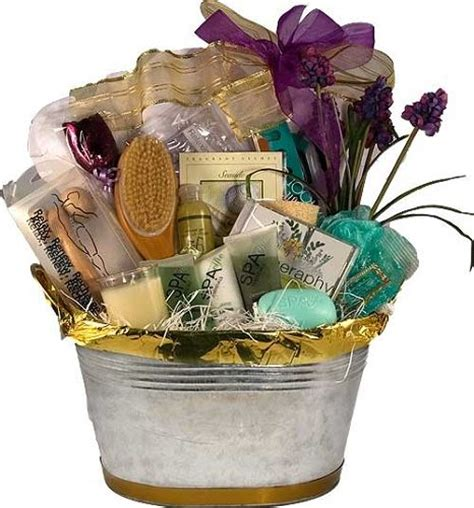 Bathroom Gift Basket Ideas 25 Unique Spa Gift Baskets Ideas On Pinterest Gift Basket Baking Gift Baskets And Basket