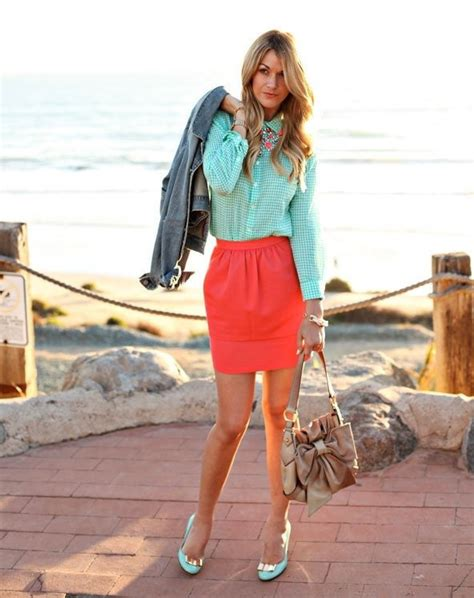 Try A Brightly Coloured Jacket For by S Clothing In Bright Color Best Combinations To Try