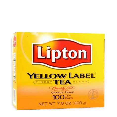 teh lipton yellow collectivit 233 s th 233 lipton yellow