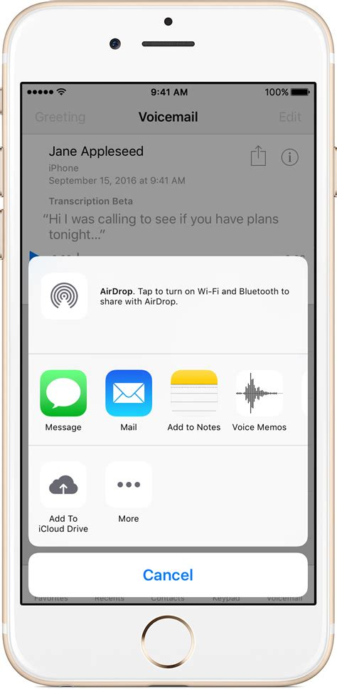 iphone voicemail how to save visual voicemail messages on your iphone apple support