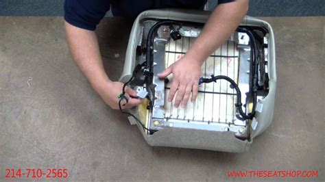 2003 2006 Chevy Gmc Seat Cover Install 2 Of 3 Youtube