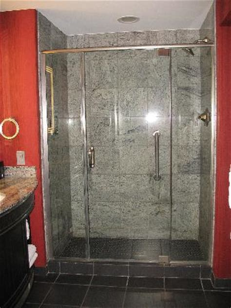 Hotels With Walk In Showers by The Walk In Shower Picture Of Rock Hotel And