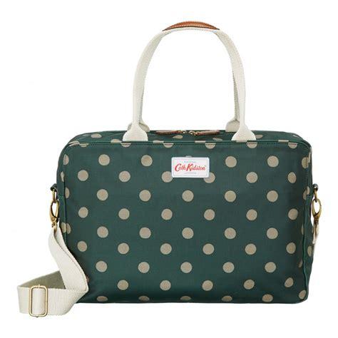 Cath Kidston Travel Bag cath kidston green button spot business bag cath kidston