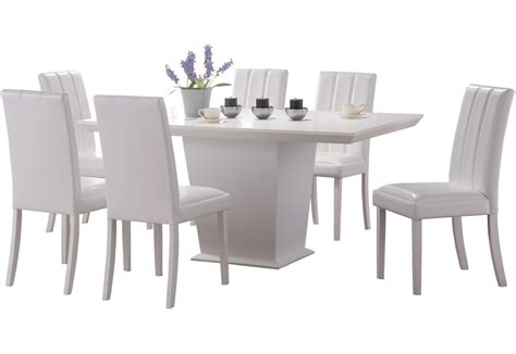 white dining room table sets white dining room tables and chairs home design ideas
