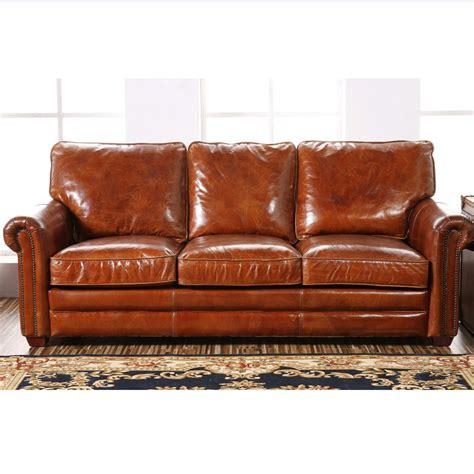 Barrington Sofa by Retro Barrington Antique Leather Sofa View Antique Leather Sofa Defaico Product Details From
