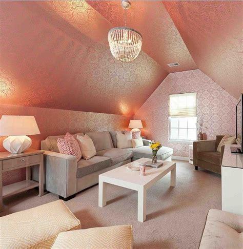 12 Desain Ruang Tamu Warna Pink yang Cantik   RUMAH IMPIAN