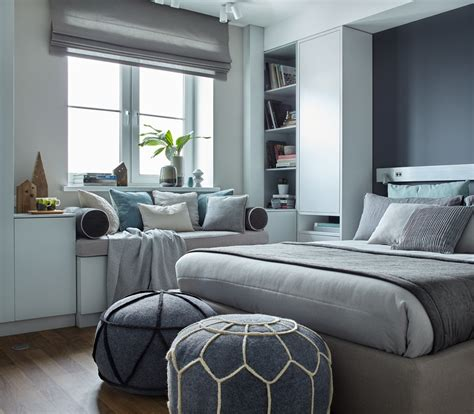 tiffany blue and gray bedroom impressive tiffany blue and grey bedroom beach style with skirted stool martha stewart