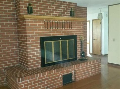 How To Fireplace by Take Out The Place And Chimney