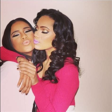 love and hip hop new yorks cyn watch we re not lesbians love hip hop s erica mena
