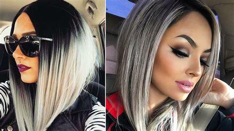 cortes de pelo mediano para mujer corte bob largo corte de cabello bob largo moda para