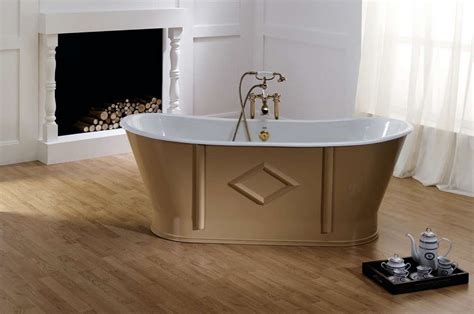 pros and cons of acrylic bathtubs what bathtub material to pick cast iron steel or acrylic