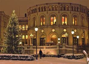 winter christmas tours in norway