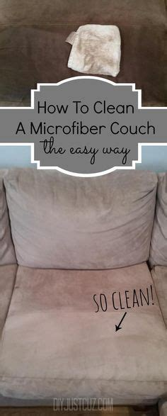 how to spot clean microfiber couch 1000 images about cleaning tips tricks on pinterest