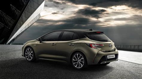 2020 Toyota Auris by 2020 Toyota Corolla Rendered With New Auris Influences
