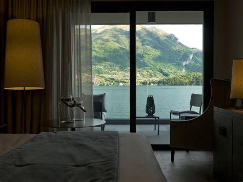 Cocoon Bed Linen - filario hotel opens on the shores of lake como