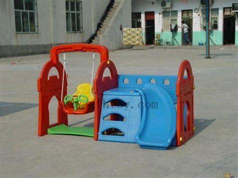 baby swing slide plastic baby slide swing kindergarten toy id 3148100