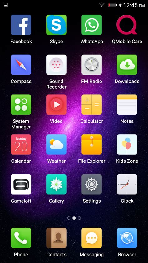 new themes j5 qmobile noir j5 review new series for new generation