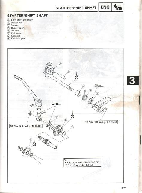 yamaha ty 250 wiring diagram yamaha ty 200 yamaha ty 175