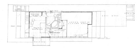 usonian floor plans usonian house plans small usonian style house plans small