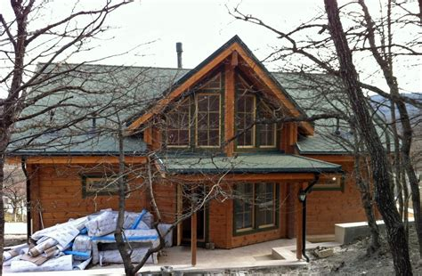 log cabin luxury homes artichouse tunturi barbeque