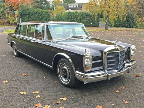 1970 Mercedes 600 For Sale 1928917 Hemmings Motor News