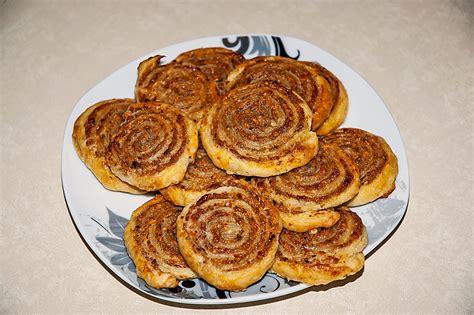 blätterteig kuchen rezepte bl 228 tterteig nuss kuchen rezepte chefkoch de