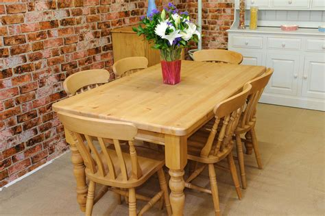 Pine Dining Room Set Pine Dining Room Sets Reclaimed Pine Dining Table And