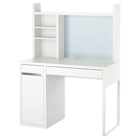 workstation desk ikea micke workstation white 105 x 50 cm ikea