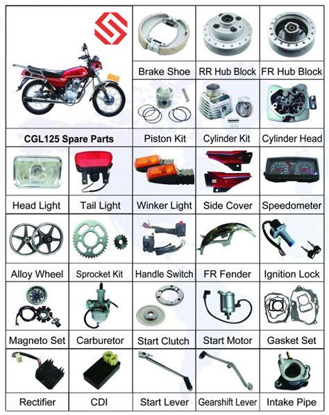 Honda Motorrad Ersatzteile by Honda Wy125 Motorcycle Spare Parts Yiwu Brocin Imp Exp
