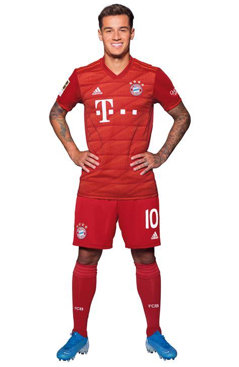 philippe coutinho news player profile fc bayern munich