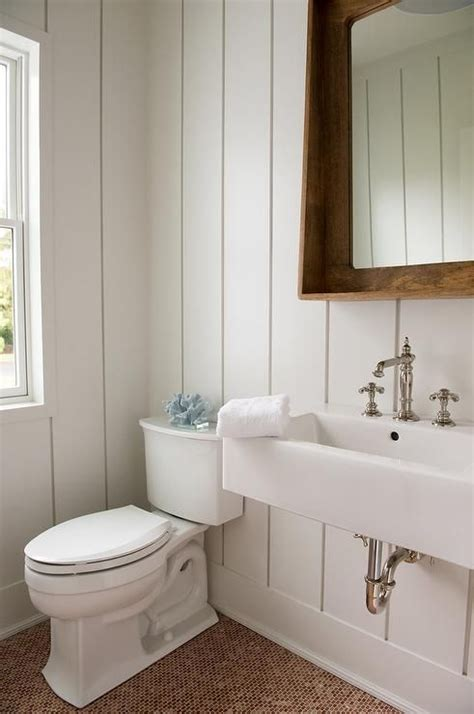 Installing Shiplap In Bathroom 25 Best Ideas About Wall Mounted Sink On
