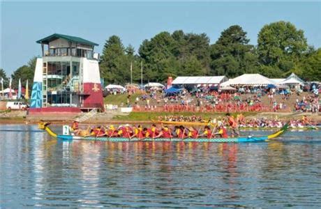 dragon boat festival 2018 chattanooga lake lanier olympic park to host dragon boat festival