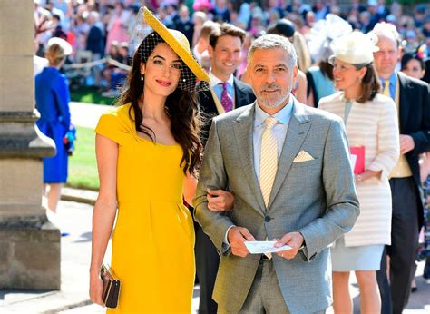 celebrity pics at royal wedding celebrities at prince harry and meghan markle s royal wedding
