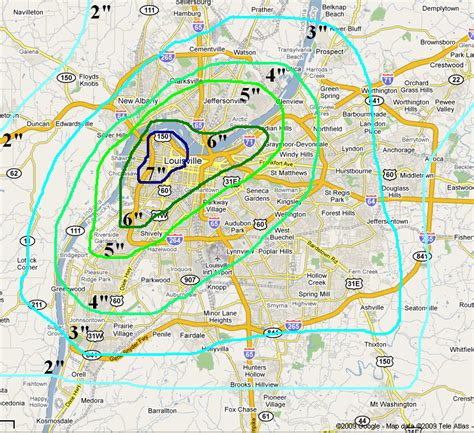 kentucky flooding map which neighborhoods flooded louisville shively albany