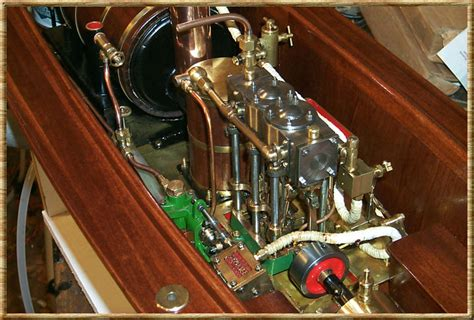 model boats steam engines useful tips on running stuart turner cast iron steam