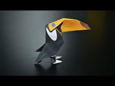 Origami Toucan - tucano mashpedia free encyclopedia