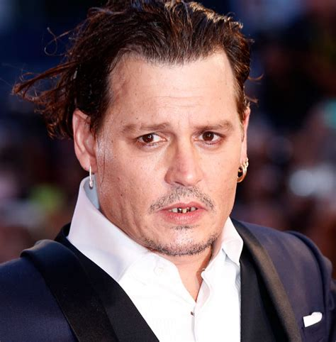 what happened to johnny depp s face stuff co nz