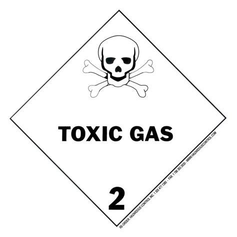 printable hazard label hazardous control dot hazmat labels class 2 3 hazmat