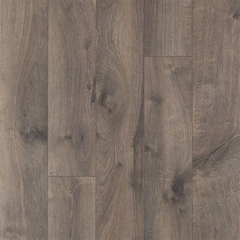 pergo xp southern grey oak 10 mm thick x 6 1 8 in wide x 47 1 4 in length laminate flooring