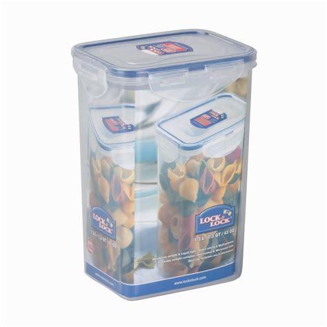 Lock Four Food Storage Set Of 3 Ungu Oi16 Oi16 lock and lock plastic food storage container