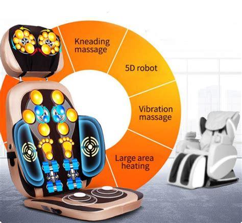 Chair Cushion Massager by Portable Chair Chair Pad Best Shiatsu