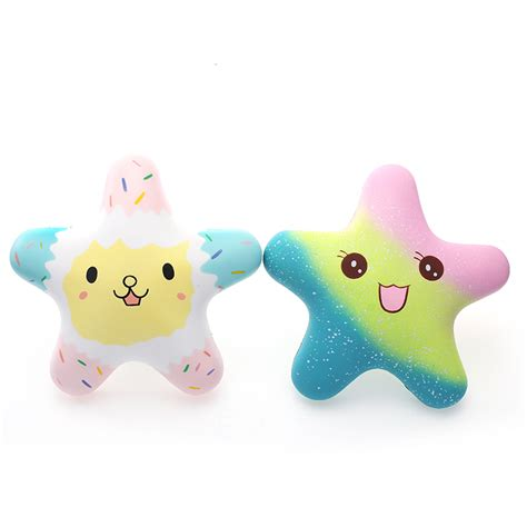 Starfish Squishy Glow In The Squishy By Vlo vlo squishy starfish lichtgevende glow in rising originele packaging collection