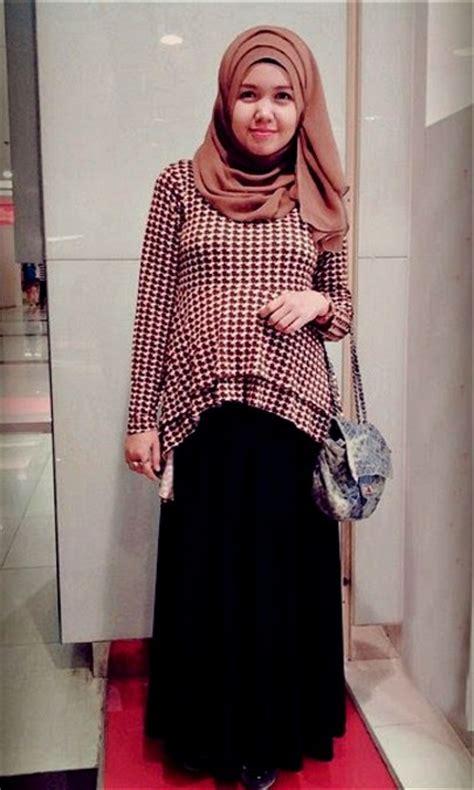 Blouse Pakaian Wanita Baby Dol Tile Pink tren baju untuk muslimah cantik dan modis ide