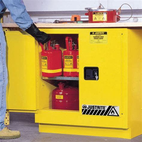 undercounter flammable storage cabinet flammable storage undercounter cabinets csi products